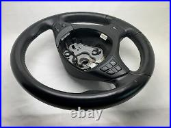 07-14 Bmw X5 E70 X6 E71 Nappa Leather Steering Wheel M Sport M-tech Oem