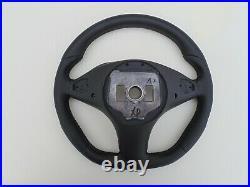 08-13 Mercedes W204 C63 New Nappa Leather Steering Wheel Amg/sport Black