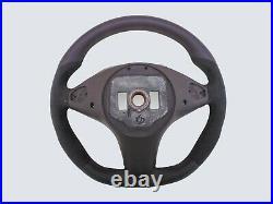 08-13 Mercedes W204 C63 New Nappa/alcantara Steering Wheel Amg/sport Brown