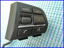 09-17 BMW X3 X5 X6 M-TECH M SPORT STEERING WHEEL BUTTONS SWITCH left/right SET