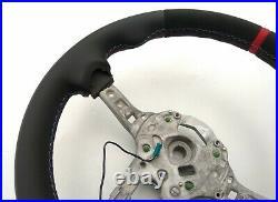 11-18 Bmw X3 F25 F26 X5 F15 F16 M-sport New Nappa/alcantara Leather Hod/heated