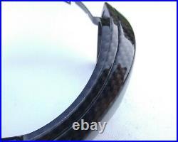 12-19 Bmw X3 F25 F26 X5 F15 F16 M-tech Sport Steering Wheel Carbon Trim Panel