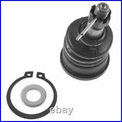 12 Piece Steering & Suspension Kit Wheel Bearings Tie Rods Ball Joints End Links