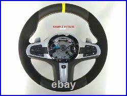 16-21 BMW 5 G30 6 G32 M-TECH SPORT TRIM PANEL BUTTONS SWITCH leather / heated