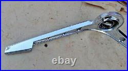 1962 Chevy Impala HORN BUTTON / EMBLEM / BAR Original GM