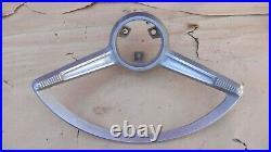 1963 1972 Jeep Steering Wheel HORN RING Original 930370