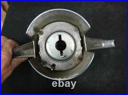 1963 CADILLAC ELDORADO STEERING WHEEL HORN BAR WithBUTTON 799357