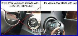 2003-2006 BMW E60 E61 NEW LEATHER ERGONOMIC INLAYS SW THICK & HEAVY Flat Bottom