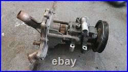 2012 Ford Transit 2.2 Cdti 100 T260 Diesel Power Steering+ Water Pump Mechanical