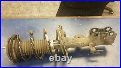 2013 Toyota Prius 1.8 Hybrid Petrol Front Right Shock Absorber Coil Top Mount