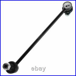 4 Piece Steering & Suspension Kit Wheel Hub & Bearings with Sway Bar End Links New