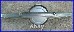 64 Dodge 330 440 880 Polara Golden Anniversary Steering Wheel Horn Bar NICE