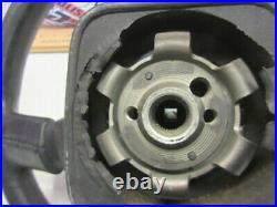 78 88 Chevy Monte Carlo Malibu G Body 3 Spoke Bar Black Steering Wheel Lumina