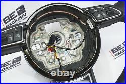 Audi A7 4G Facel. Lenkrad Lederlenkrad Multifunktion Wippen heizbar 4G0419091T