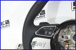 Audi A7 4G Facelift Lenkrad Leder Multifunktion Schaltwippen heizbar 4G0419091T
