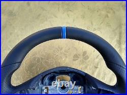 BMW F20 3 F30 NEW NAPPA NAPPA LEATHER ERGONOMIC INLAYS HEATED FLAT botton BASE
