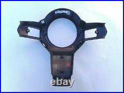 BMW F20 F22 F30 M-TECH M SPORT STEERING WHEEL BACK COVER cutouts for paddles
