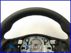 BMW M SPORT TECH 1/3/X E82/E87/E90/92/84 NEW NAPPA LEATHER HEATED SW THICK shift