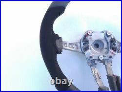 BMW X3 F25 F26 X5 F15 F16 M-TECH M SPORT NAPPA/ALCANTARA HEATED SHIFT FLAT red