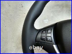 BMW X5 E70 X6 E71 SPORT NEW NAPPA LEATHER HEATED COMPLETE SW black thick soft