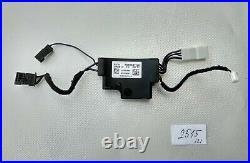 BMW X5 F15 F85 X6 F16 F86 M-TECH STEERING WHEEL CONTROL UNIT for vibro / heating