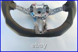 Bmw F20 F22 F30 M Tech Ergonomic Inlays Nappa Leather Heated Shift Flat Bottom
