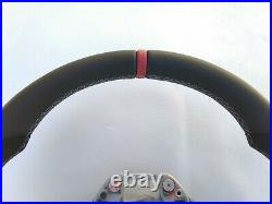 Bmw F20 F22 F30 M Tech Ergonomic Inlays Nappa/alcantara Heated Shift Flat Bottom