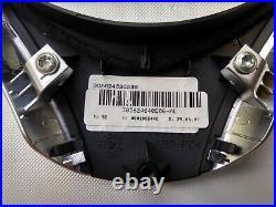 Bmw M Sport 1 E82 3 E90 E92 X1 E84 Steering Wheel Buttons Panel Switch Carbon
