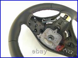 Bmw M Sport Tech 1/3/x E82/e87/e90/92/84 New Nappa Leather Heated Sw Thick&soft