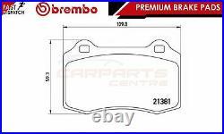 Brembo Genuine Original Front Ford Focus Rs Mk1 Brake Pads Pad Set P24073