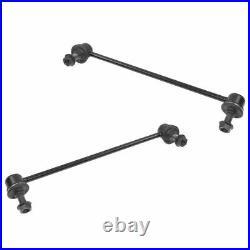 Control Arm Tie Rod Sway Bar Link Wheel Hub Bearing Set for Equinox Torrent Vue
