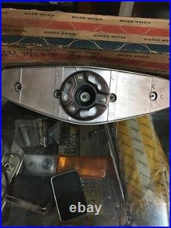 Datsun Skyline C10 Horn Bar Cover steering wheel Genuine NOS Japan