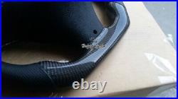 E90 e92 e91 e87 carbon fiber steering wheel flat bottom kit bar spoiler wing m3