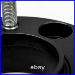 Fits 2007-2018 Wrangler JK 1.25 Hub Centric Wheel Spacers + Steering Tie Rod