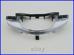 MERCEDES ML GL G W166 W463 BUTTON TRIM PANEL COVER WITH SWITCHES black/chrome