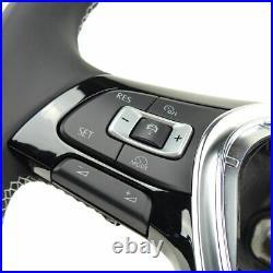 MFA Lederlenkrad heizbar VW Golf 7 VII Passat B8 Arteon Multifunktion DSG Wippen