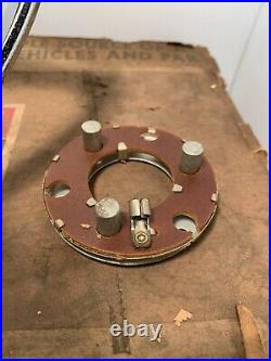 NOS Willys Jeep Steering Wheel Horn Bar & Ring Contact 63-72 Wagoneer Gladiator