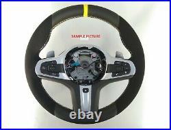 OEM BMW 5 G30 6 G32 M-TECH SPORT STEERING WHEEL WIRING for VIBRO/PADDLES/HEATING