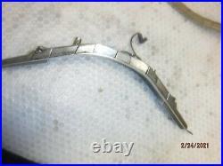 Oem Original 1964-1965 Chrysler Imperial Steering Wheel Mopar 2405266 Horn Bar