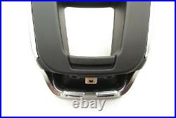 PORSCHE 911 BOXSTER CAYENNE MACAN PANAMERA TRIM PANEL for HEATED / CHRONO SW