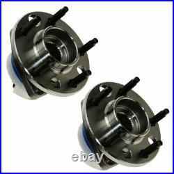 Steering & Suspension Kit Set of 12 Hubs Sway Links Rack Boots Tie Rods for GM