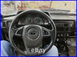 Steering wheel BARS LADA Niva 4X4 Taiga 2121