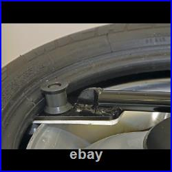 TC963 Sealey Tyre Bar for Aluminium Wheels Steering, Hub & Suspension