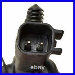 TRQ 8 pc Kit Front Tie Rod End Sway Bar Link Wheel Hub Bearing LH RH Set New