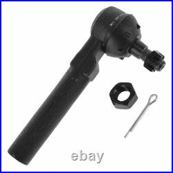 Wheel Hub Assembly Ball joint Sway Bar Link & Tie Rod Front Kit for Ford Mustang
